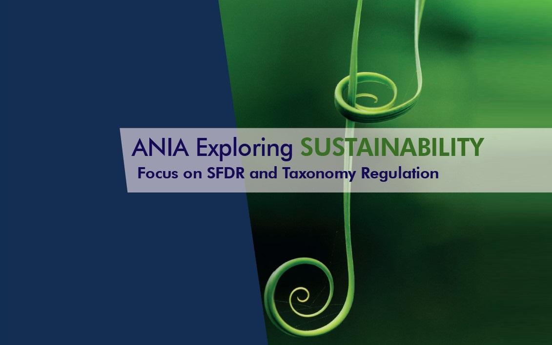 ANIA Exploring Sustainability