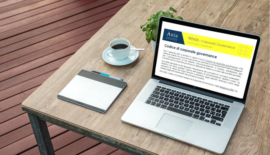 Nasce ANIA Trends Corporate Governance