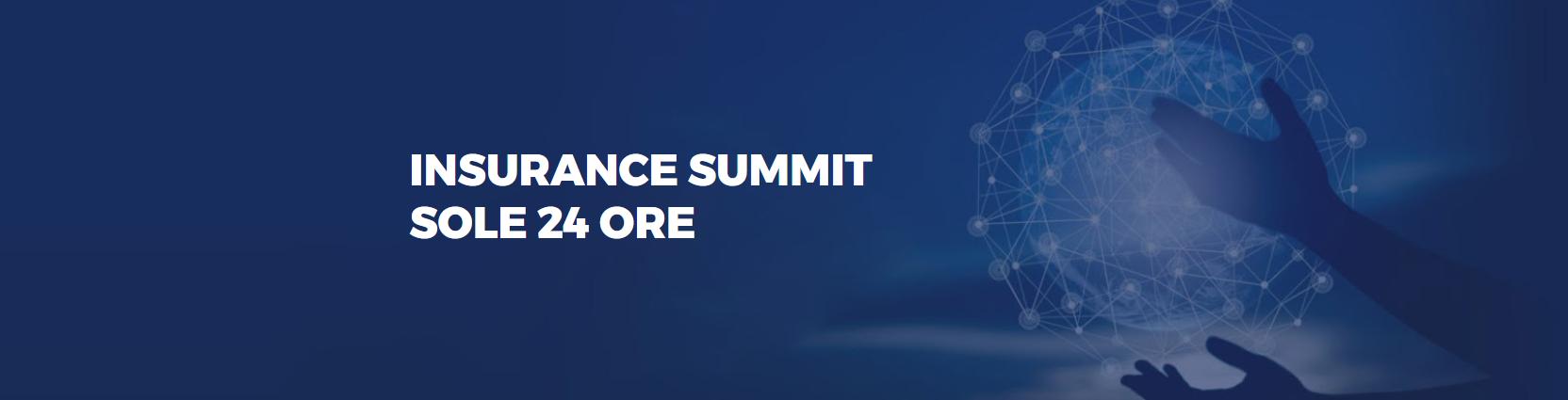 <p>Insurance Summit Sole 24 Ore</p>